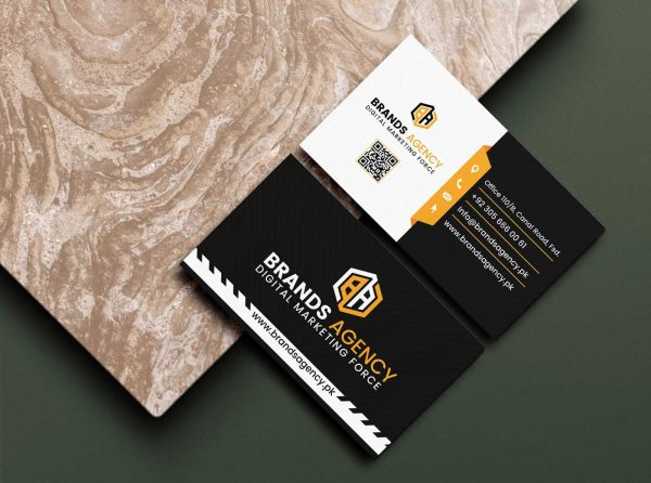 Business Card for Marketing