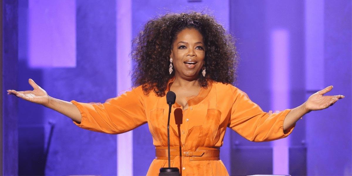 How Much Is Oprah Winfrey Worth