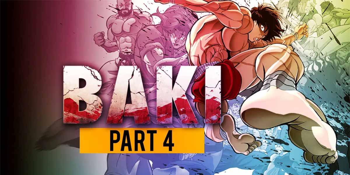 Baki Season 4 Release Date
