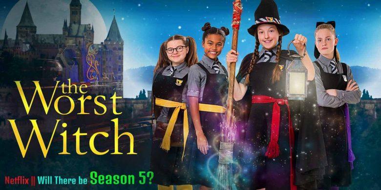 The Worst Witch Season 5